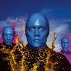 BLUE MAN GROUP (Блю Мен Групп)